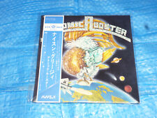 ATOMIC ROOSTER Nice 'N' Greasy Empty PROMO Mini LP Paper Sleeve Cover JAPAN OBI