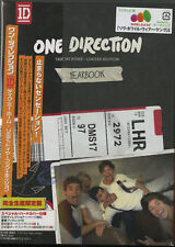 ONE DIRECTION-TAKE ME HOME LIMITED YEARBOOK EDITION-JAPAN 2 CD+BOOK Ltd/Ed F30