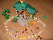 Playmobil 100% Complete Set 3243 Small Animal Petting Zoo