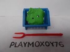 PLAYMOBIL. TIENDA PLAYMOXOY76. COMEDERO PARA ANIMALES CON ACCESORIOS..