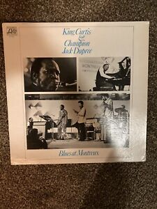 King Curtis & Champion Jack Dupree - Blues At Montreaux - Vinyl LP - NMT/EX