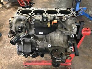 Engine block Ford Fiesta V ST 2,0 Benzin N4JB Duratec