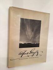 ALFRED STIEGLITZ, AN AMERICAN SEER, by DOROTHY NORMAN, 1973, FIRST EDITION, HCDJ
