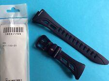 Casio Uhrband RICAMBIO PLASTICA NASTRO BLU rft-100