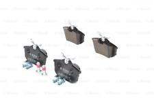 Bremsbelagsatz, Scheibenbremse für Bremsanlage Hinterachse BOSCH 0 986 424 427