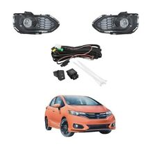 Fog Light Kit for Honda Jazz 2017-ON with Wiring & Switch