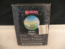 Heart MAGAZINE 8-Track Stereo Tape Cassette 8 Track *NEW* Mushroom MRS8-5008