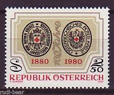 Österreich Nr. 1634  **  Rotes Kreuz