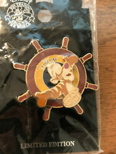 DISNEY CRUISE LINE TIGGER EXCLUSIVE LE MINT CAPTAIN'S CHOICE PIN