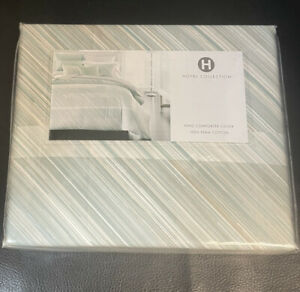 Hotel Collection Classic King Comforter Cover Layered Frame MSRP$335