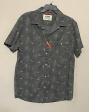 Urban Pipeline Button Up Short Sleeve Shirt XL Youth