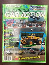 Vintage Radio Control Car Action magazine RCCA November 1988 RC