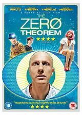 The Zero Theorem (2014) [New DVD]