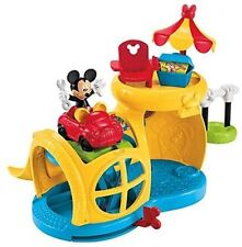 Fisher-Price Disney Mickey Mouse Clubhouse Fix n Fun Garage Kids Toy Gift 2+