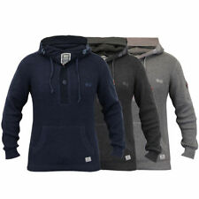 Crosshatch Cotton Jumpers & Cardigans for Men Hooded