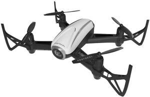 Protocol DURA HD Drone w/Live Stream 720p HD Camera WIFI VR 3D Recharge Battery