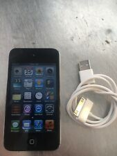 Apple iPod Touch 4th Generation 8GB - Black Very Nice Condition