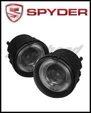 Spyder Dodge Charger 06-10/Caravan 05-07 Halo Projector Fog Lights w/swch Smke