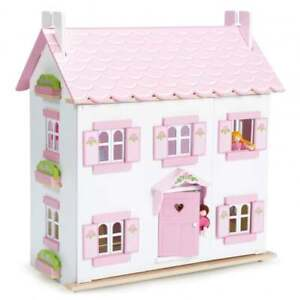 Le Toy Van Wooden Dolls House Sophies House