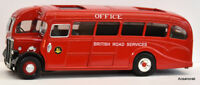 1/43rd  Scale AEC Corgi Code 3 Coach Conversion to BRS