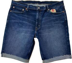 Levi's Jeans Hose Shorts  511 Slim Baumwolle Blau 36555 0326 Größe W 40