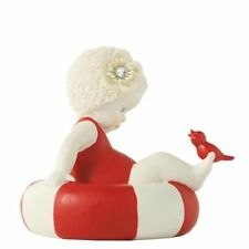 SNOWBABIES Floating With Friends Figurine Ornament Gift Boxed 4055966