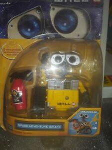 Rare unopened space adventure WALL -E .. Disney - Pixar ..