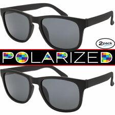 Sunglasses Polarized 2 Pack Mens Womens Unisex Polar Style Glasses Fishing Style