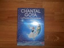 CHANTAL GOYA : la planete merveilleuse , dvd neuf