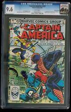 Captain America #282 CGC 9.6 1st app.Jack Monroe as Nomad Rocky Mountain copy