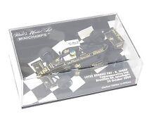 1/43 Lotus Renault 98T Bruno Senna  Brazilian GP 2004 Commemorative Lap