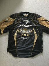 DYE Nexus Rare Vintage Paintball Jersey Signed by the Team