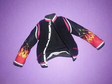 Monster High Doll Clothes Home Ick Heath Burns Outfit Jacket Coat