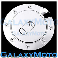Chrome All Model Triple Chrome Plated ABS GAS Fuel Cover for 02-08 Dodge Ram