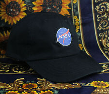 NASA 6 panel cap 5 snapback alpha industries hat wavey six dad NEW