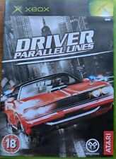 XBOX Game Driver Parallel Lines