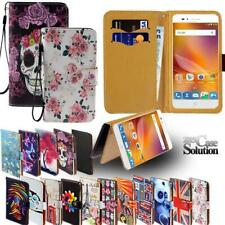 Flip Leather Card Wallet Stand Cover Phone Case For ZTE Blade A1 A3 A4 A5 A6 A7