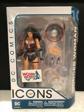 DC Comics Icons WONDER WOMAN 75th Anniversary Action Figure New