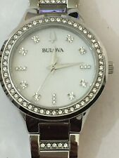 Bulova Crystals Collection Women's Watch 96X147