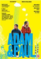 ADAM AND PAUL - DVD - REGION 2 UK
