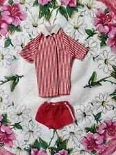 VINTAGE BARBIE DOLL Clothes Vintage KEN clothes bathing suit NM