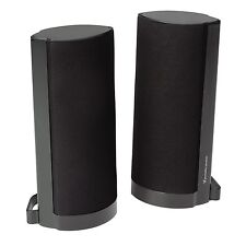 V7 altavoces estéreo de computadora etc./Barra de sonido análogo de entrada 3.5mm 4W alimentado por USB