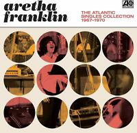 ARETHA FRANKLIN The Atlantic Singles Collection 1967-1970 (2018) 2-CD NEW/SEALED