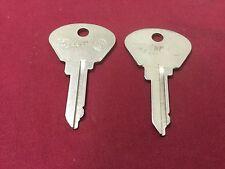 Fiat by Taylor NE9 Automotive Key Blanks, Set of 2 - Locksmith