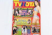 Tv Notas Mexican Magazine June 2012 Paola Toyos Aracely Arambula Sexy
