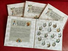 More details for brand new 2016-2020 beatrix potter 50p fifty pence coin album folder collecting