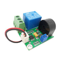 DC 24V Relay AC Current Sensor Module Detection Module 10A Switch Output