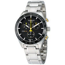 Tissot PRS 516 Chronograph Black Dial Mens Watch T1004171105100