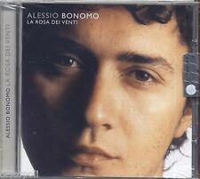 ALESSIO BONOMO - La rosa dei venti - CD 2001 SIGILLATO SEALED