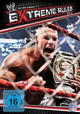 WWE Extreme Rules 2011 DVD DEUTSCHE VERKAUFSVERSION